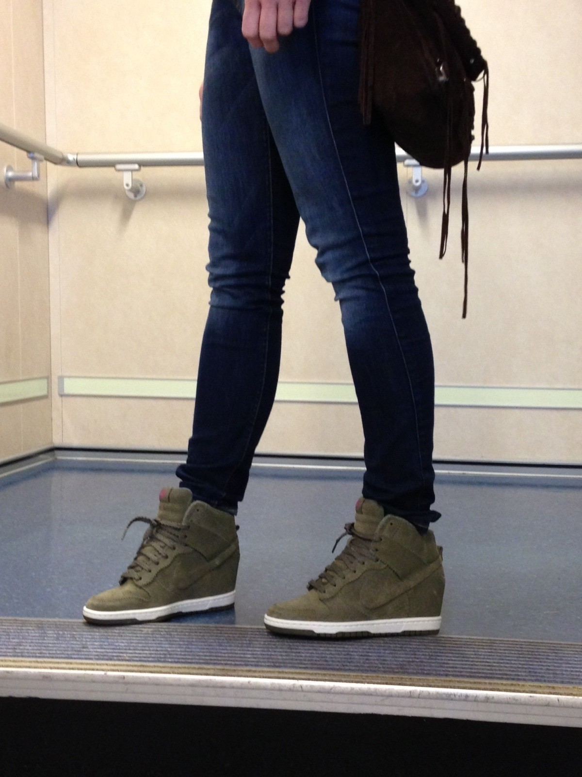 Nike Dunk Sky High Fashion Week Mabelle Style And Fashion