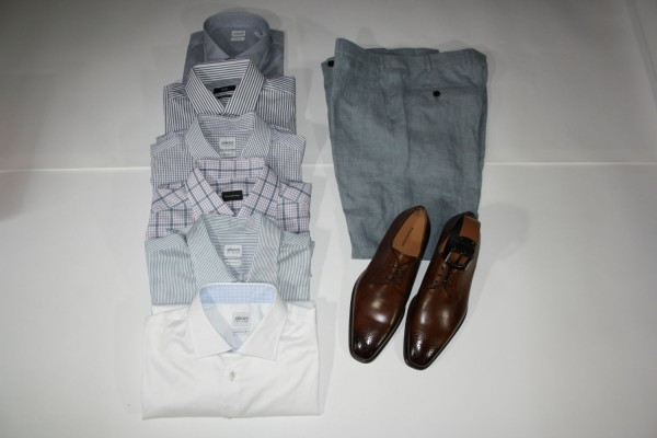 Linen Pant - Business Casual Style